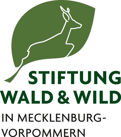 Logo der Stiftung Waldund Wild in Mecklenburg-Vorpommern