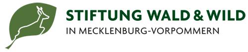 Logo der Stiftung Wald und Wild in Mecklenburg-Vorpommern