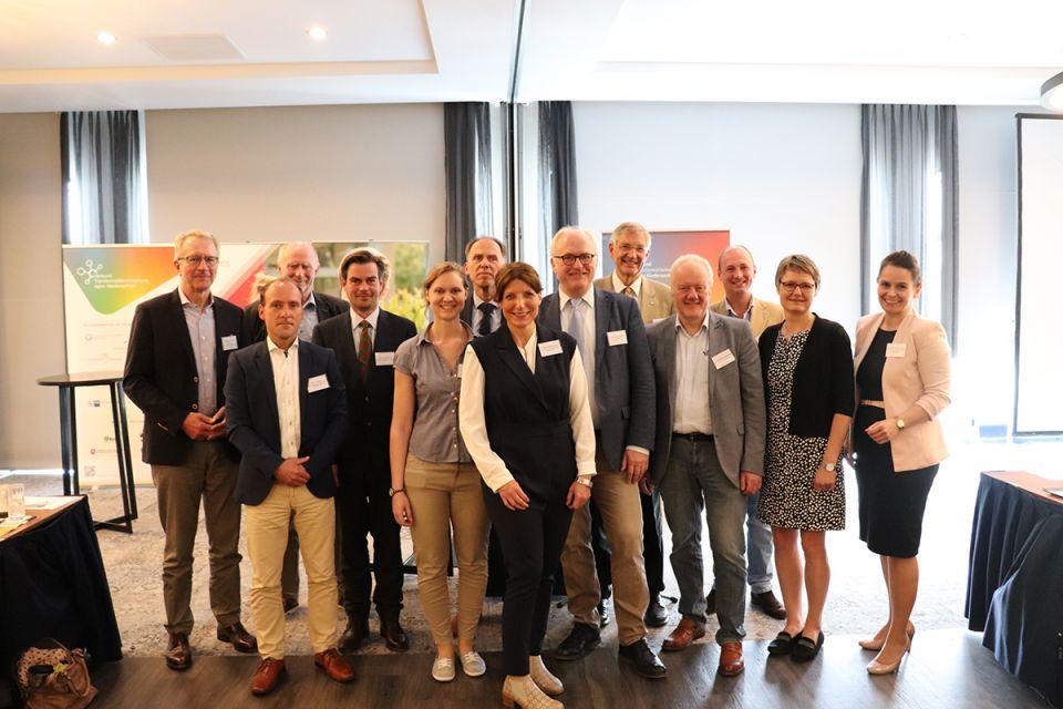 Referentinnen und Referenten der Tagung (Quelle: Meyer, Universität Vechta)