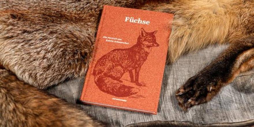 """Die Literaturwissenschaftlerin und Journalistin Katrin Schumacher hat dem """"Tier der Stunde"""" nun ein Buch gewidmet. (Quelle: Hollweg/DJV)"""