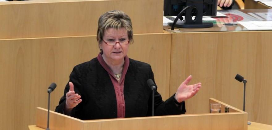 Sylvia Löhrmann - Bernd Schälte/Bildarchiv des Landtags Nordrhein-Westfalen