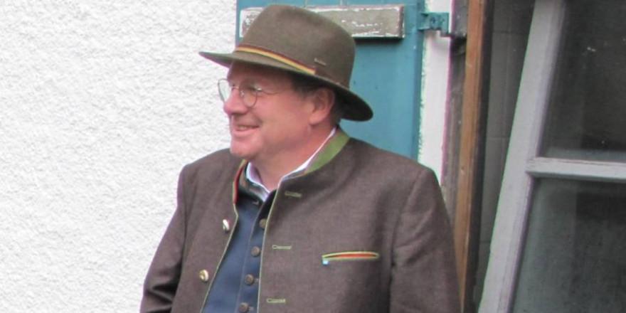 Der neue BJV-Präsident Ernst Weidenbusch (Foto: mlz)