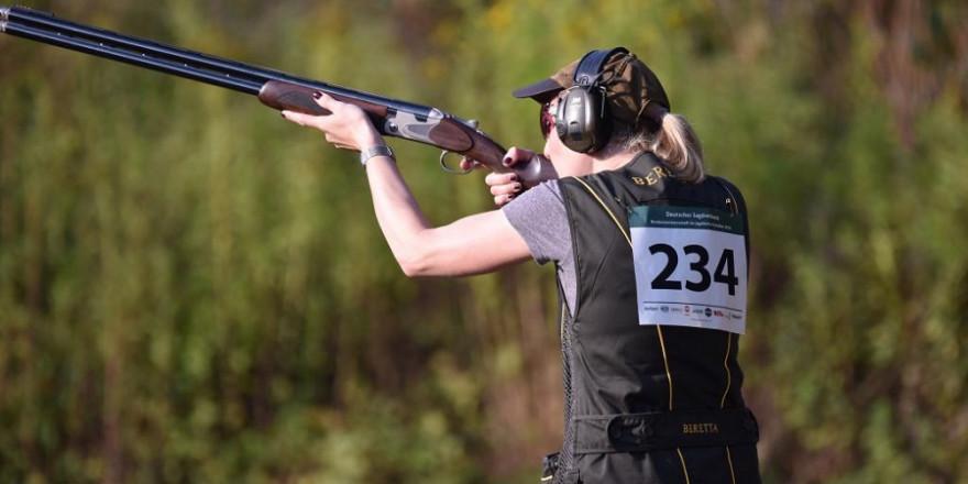 Auf der Bundesmeisterschaft treten Schützen aus ganz Deutschland an. (Quelle: Kapuhs/DJV)