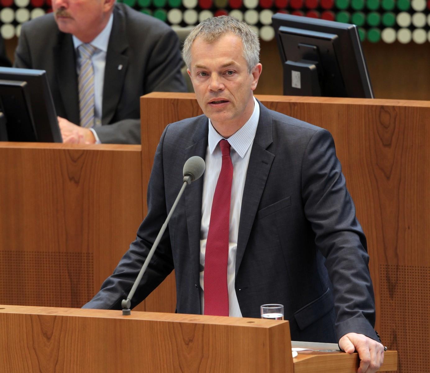 Foto: Bernd Schälte/Bildarchiv des Landtags NRW
