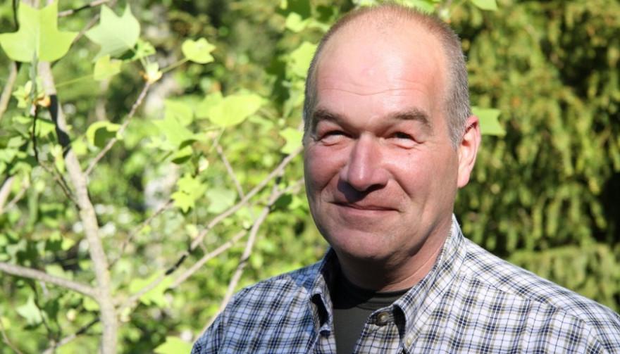 Dr. Dirk-Henner Wellershoff, Präsident des Landesjagdverbandes Brandenburg e.V. Foto: Erstling/LJVB
