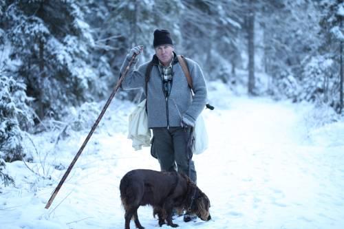 Jean-Pierre Vollrath waidwerkt seit über 40 Jahren mit Leidenschaft auf Gamswild in den Ammergauer Alpen (Foto: DMAX)