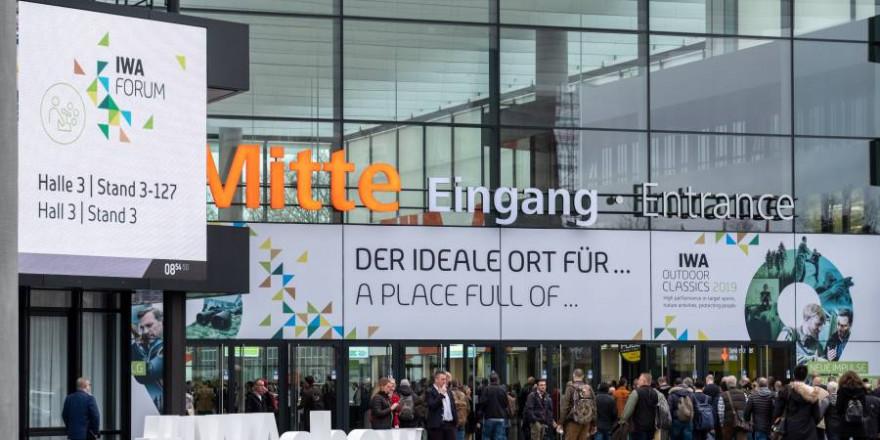 Im vergangenen Jahr 2019 konnte die IWA 1.619 Aussteller und 45.476 Fachbesucher aus 121 Ländern in Nürnberg begrüßen (Foto: NürnbergMesse)