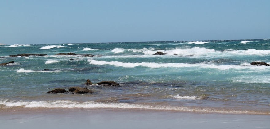 Blick aufs Meers