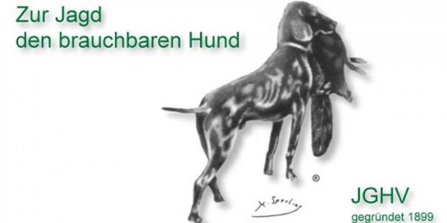 Logo des Jagdgebrauchshundverband e.V. (Quelle: JGHV)