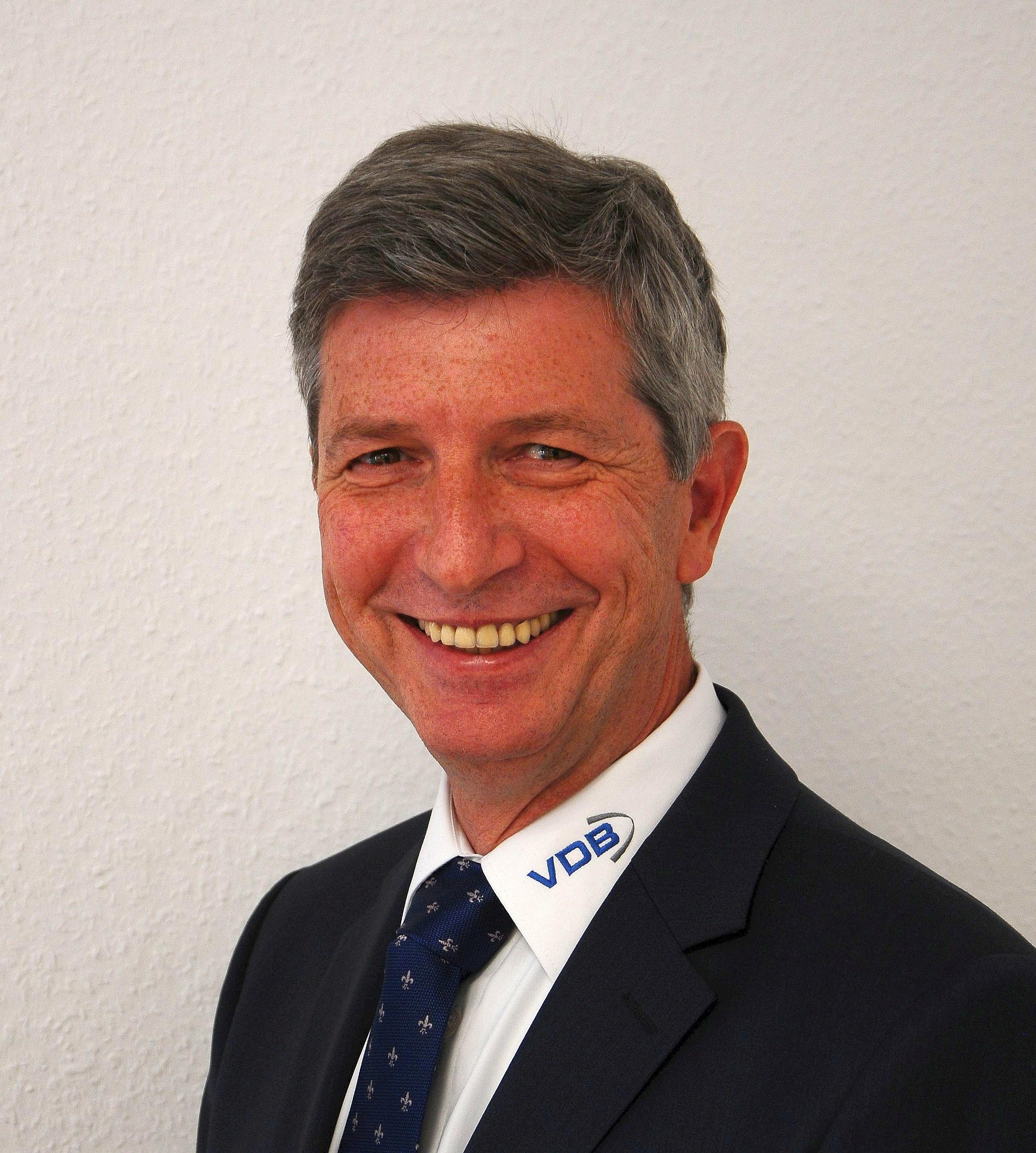 "VDB-Präsident Jürgen Triebel: ""Waffengesetz ist unwirksamer Papiertiger."" Foto: VDB"