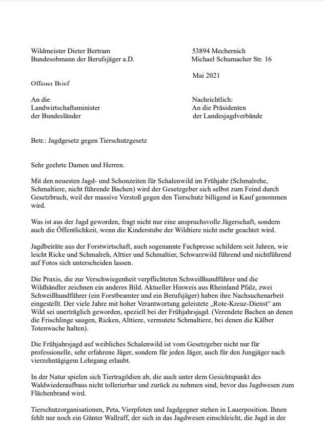 Offener Brief_ Wildmeister_ Dieter Bertram_Mai_2021_1