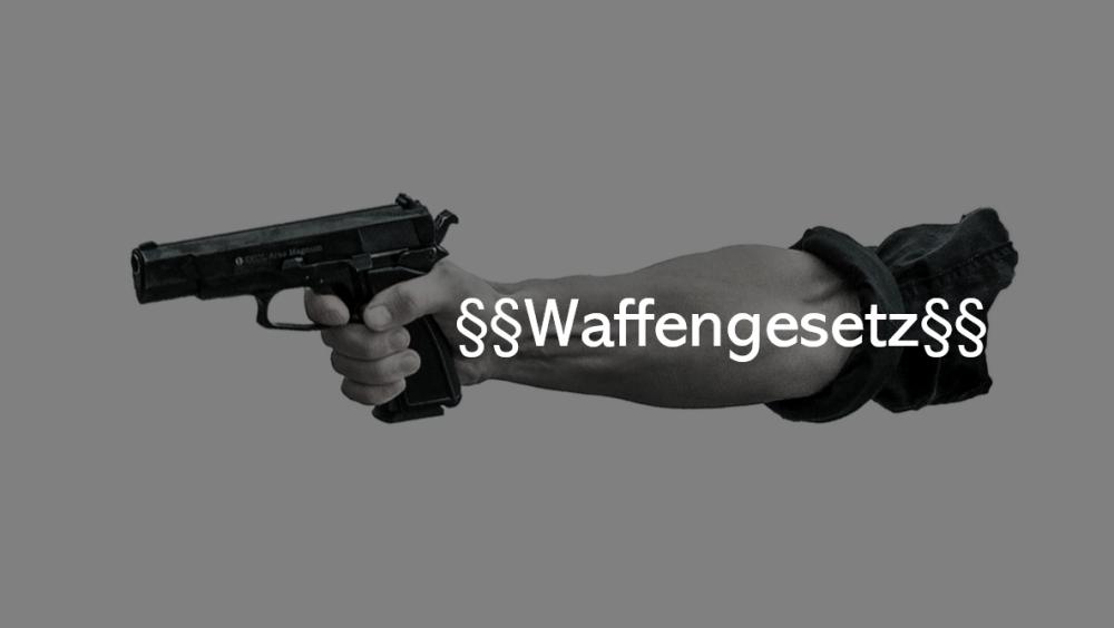 Pistole, Arm, Waffengesetz, Schießen, Waffe