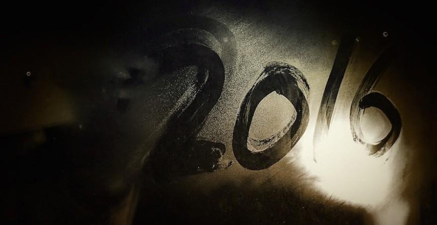 Jahr 2016