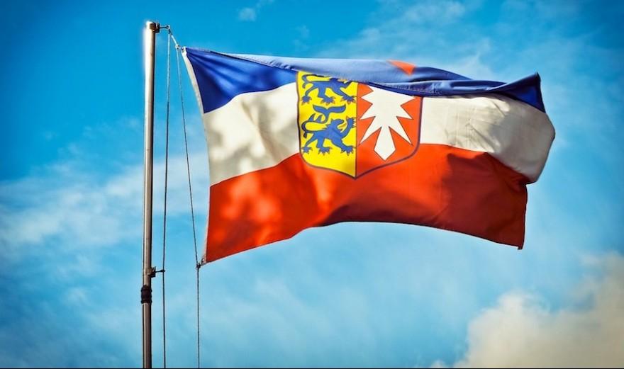 Flagge Schleswig-Holsteins
