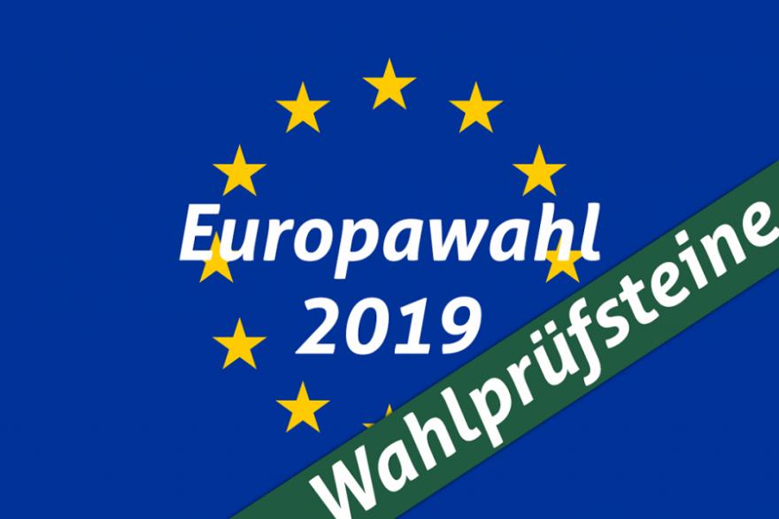 Der DJV ruft zur Teilnahme an der Europawahl auf, die in Deutschland am 26. Mai 2019 durchgeführt wird. (Quelle: DJV)