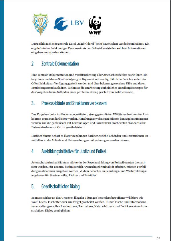 Regensburger Erklärung Seite 2