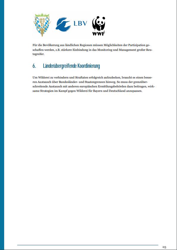 Regensburger Erklärung Seite 3