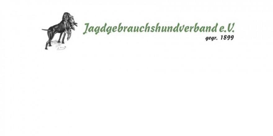 Logo des Jagdgebrauchshundverbandes e.V. (Quelle: JGHV e.V)