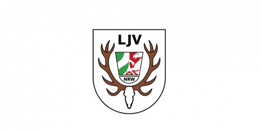 Logo des Landesjagdverbands Nordrhein-Westfalen (Quelle: LJV NRW)
