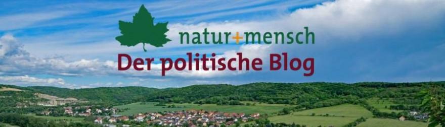Logo des politischen Blogs der Jägerstiftung mit der Abbildung einer ländlich gelegenen Gemeinde (Quelle: mlz/lapping)