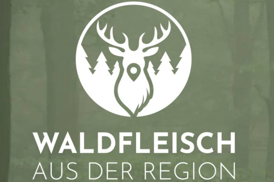 Über die Waldfleisch-App können Jägerinnen und Jäger ihr Wildbret direkt vermarkten. (Quelle: Waldfleisch/DJV)