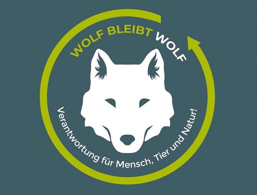 """Die Initiative """"Wolf bleibt Wolf"""" ist im Internet unter der Adresse www.wolfbleibtwolf.de zu finden (Quelle: AFN/DJV)."""
