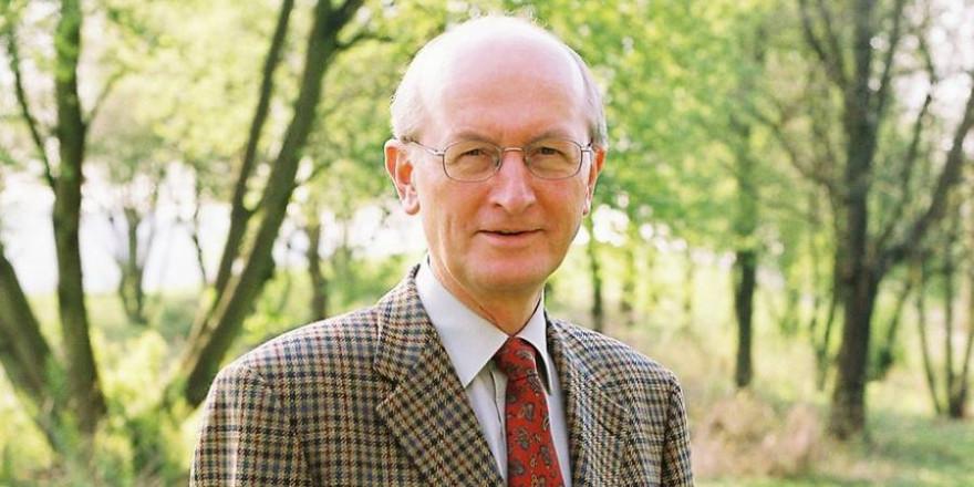 Jochen Borchert, Bundeslandwirtschaftsminister a. D. (Foto: Stiftung natur+mensch)
