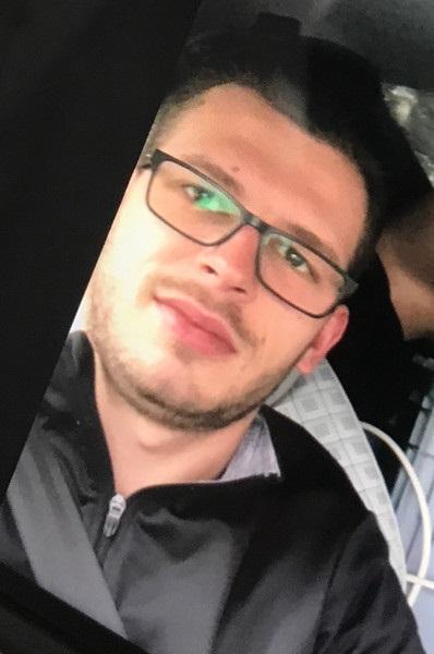 Der vermisste 26-jährige Timo Balshüsemann aus Kaiserslautern Foto: Privat