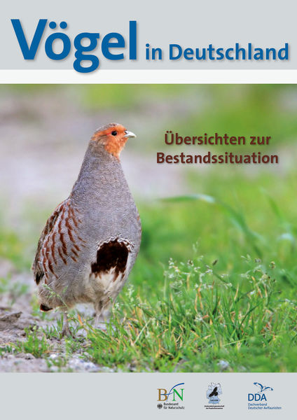 Vögel in Deutschland – Übersichten zur Bestandssituation (Foto: M. Schäf)