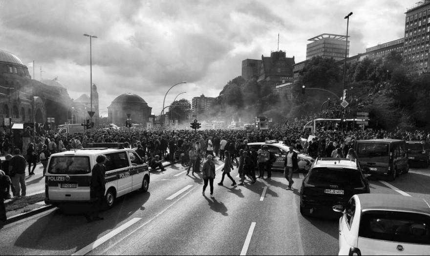 G20-Krawalle in Hamburg