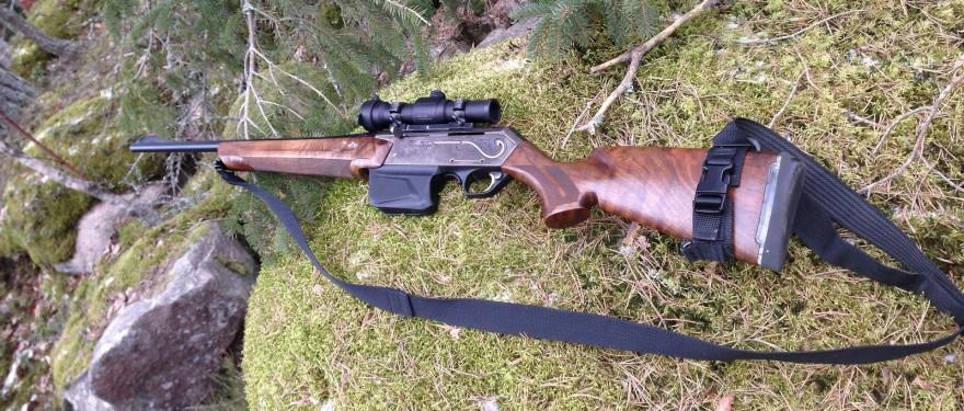 Halbautomatisches Jagdgewehr