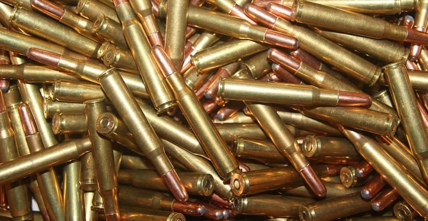 Die Polizei rät gefundene Munition oder Waffen von der Polizei an Ort und Stelle abholen zu lassen (Beispielbild: Wolfgang Brauner)