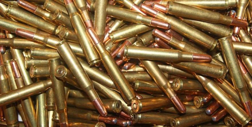 Bleihaltige Jagdmunition im Kaliber 30-06 (Symbolbild: Wolfgang Brauner)
