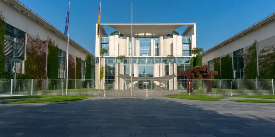 Das Ziel der Kanzlerkandidaten – der Einzug in das Bundeskanzleramt (Symbolbild: Achim Scholty)