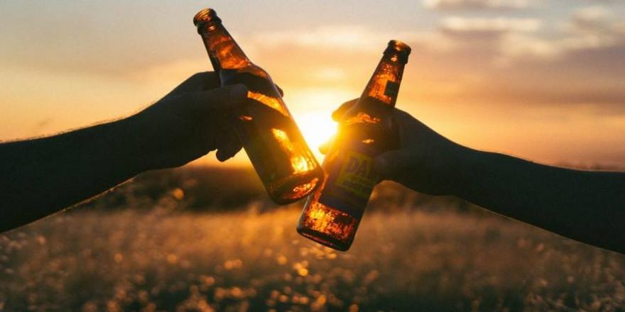 Vor der Jagd ist der Genuss von Alkohol ein absolutes Tabu (Symbolbild: Free-Photos)