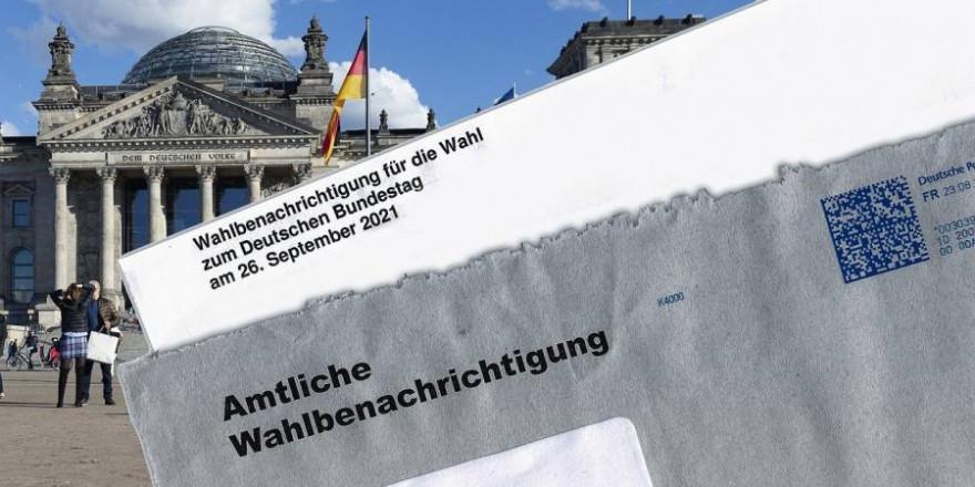 Am 26. September 2021 ist Bundestagswahl (Symbolbild: Gerd Altmann)