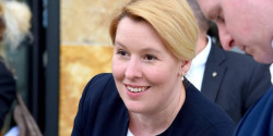 Franziska Giffey (Foto: Björn Eichenauer)