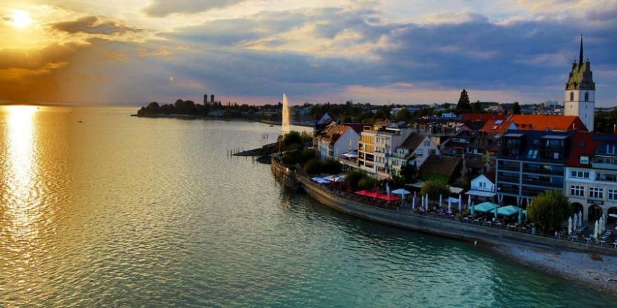 Friedrichshafen am Bodensee (Symbolbild: KiraHundeDog)