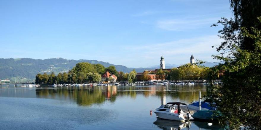 Der Bayerische Landesjägertag findet heuer auf Insel Lindau im Bodensee statt (Foto: Flensshot)