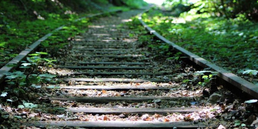 Ein stillgelegtes Gleis (Symbolbild: Andy M.)