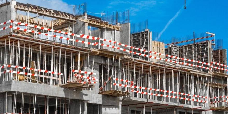 Wohnungsbau (Symbolbild: Alfred Derks)