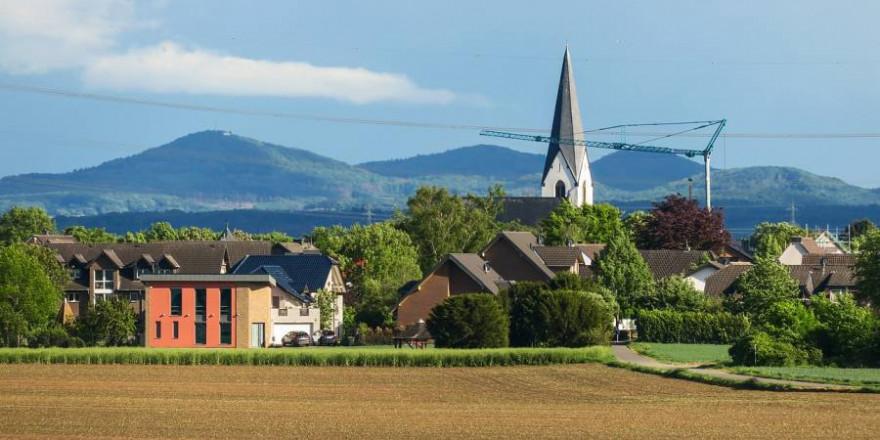 Ein Dorf (Symbolbild: Thomas B.)