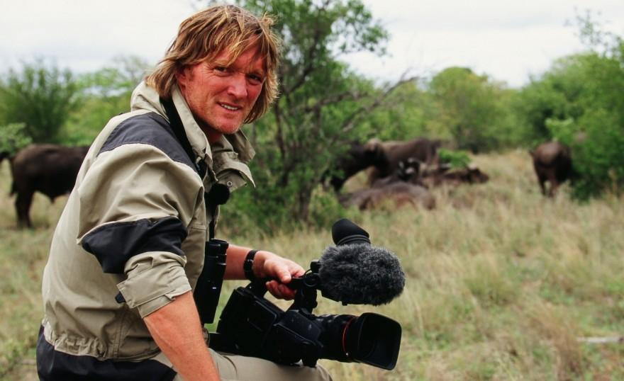 Andreas Kieling in Afrika